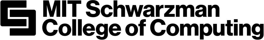 MIT Schwarzman College of Computing logo